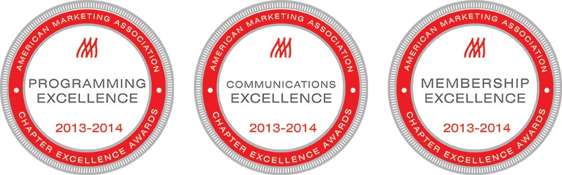 2013-2014 American Marketing Association Leadership Excellence Awards