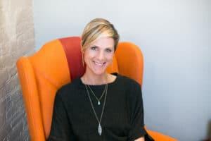 Photo of Susie Fife, President and CEO, Red Orange Studio