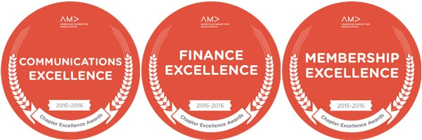 excellence awards for AMA 2015-2016